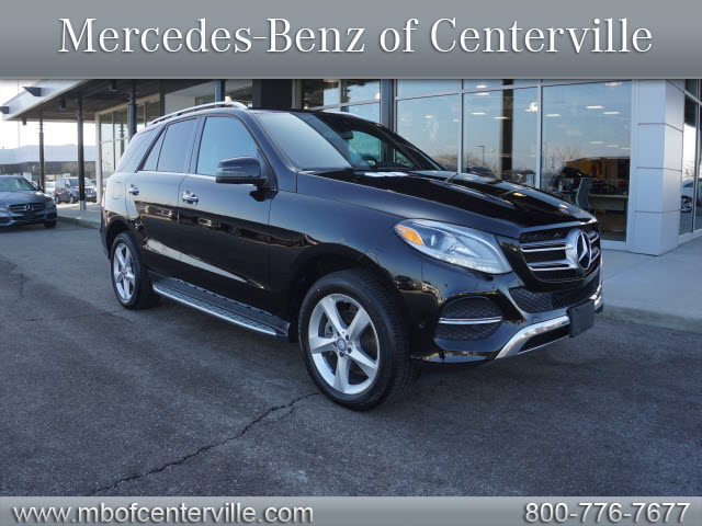 Certified Pre-Owned 2016 Mercedes-Benz GLE GLE350