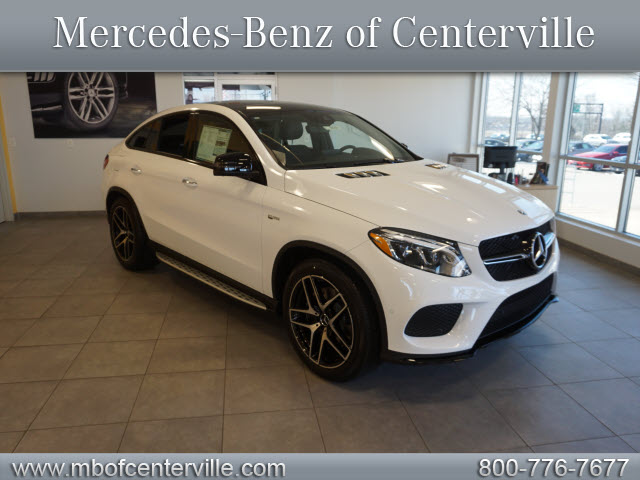 New 2019 Mercedes Benz Amg Gle 43 Coupe Awd 4matic