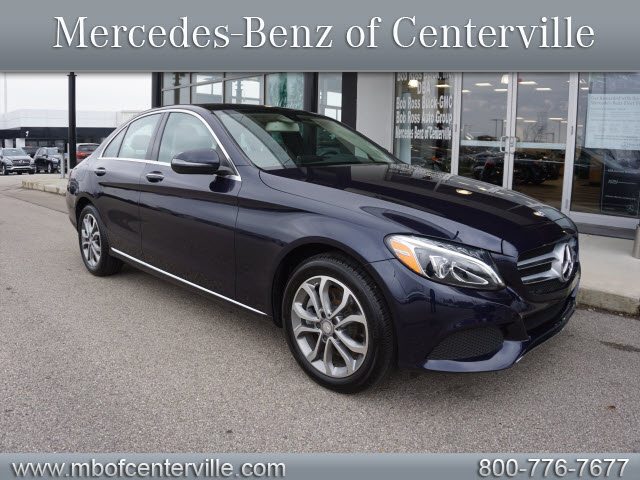 Certified Pre Owned 2016 Mercedes Benz C Cl C300