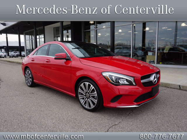 Pre-Owned 2019 Mercedes-Benz CLA 250 AWD 4MATIC®