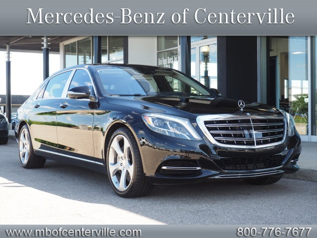 Certified Pre-Owned 2016 Mercedes-Benz S-Class S600