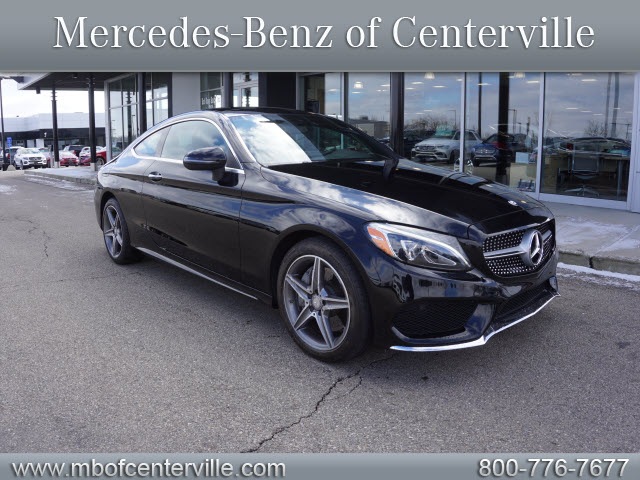 Certified Pre Owned 2017 Mercedes Benz C Cl C300 Sport