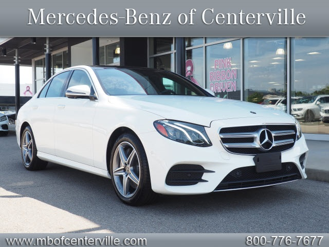 Certified Pre-Owned 2019 Mercedes-Benz E-Class E300
