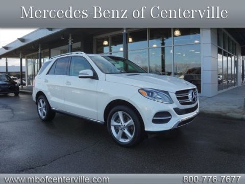 Certified Pre-Owned 2017 Mercedes-Benz GLE GLE350