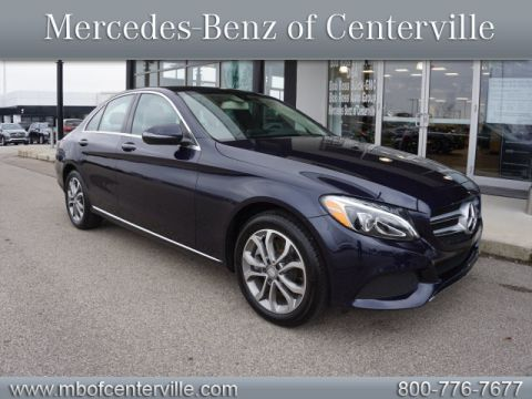 Certified Pre-Owned 2016 Mercedes-Benz C-Class C300