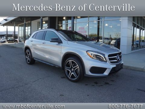 Certified Pre-Owned 2016 Mercedes-Benz GLA GLA250 Sport