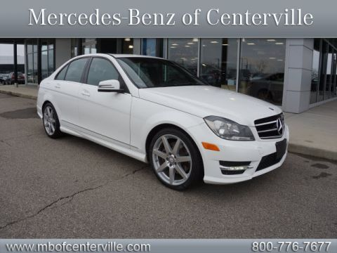 Certified Pre-Owned 2014 Mercedes-Benz C-Class C300 Sport