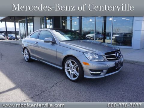 Certified Pre-Owned 2014 Mercedes-Benz C-Class C250
