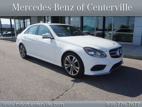 Certified Pre-Owned 2016 Mercedes-Benz E-Class E350 Sport