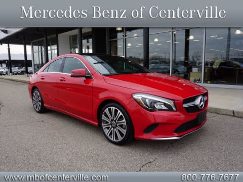 Pre-Owned 2019 Mercedes-Benz CLA CLA250