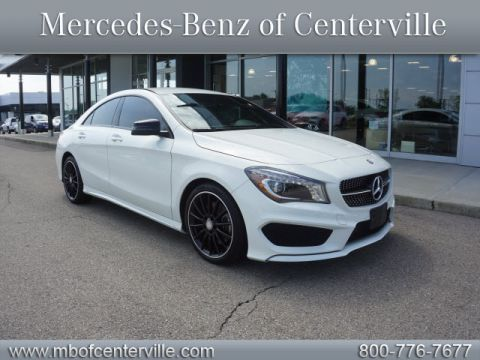 Certified Pre-Owned 2016 Mercedes-Benz CLA CLA250 Sport
