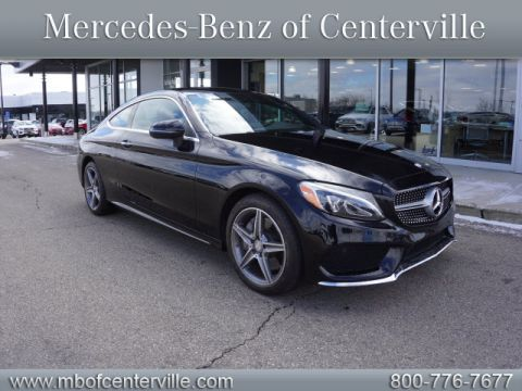 Certified Pre-Owned 2017 Mercedes-Benz C-Class C 300 4MATIC®