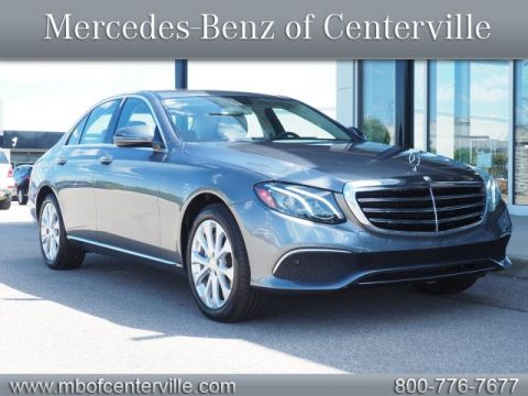 Certified Pre-Owned 2017 Mercedes-Benz E-Class E300 Luxury